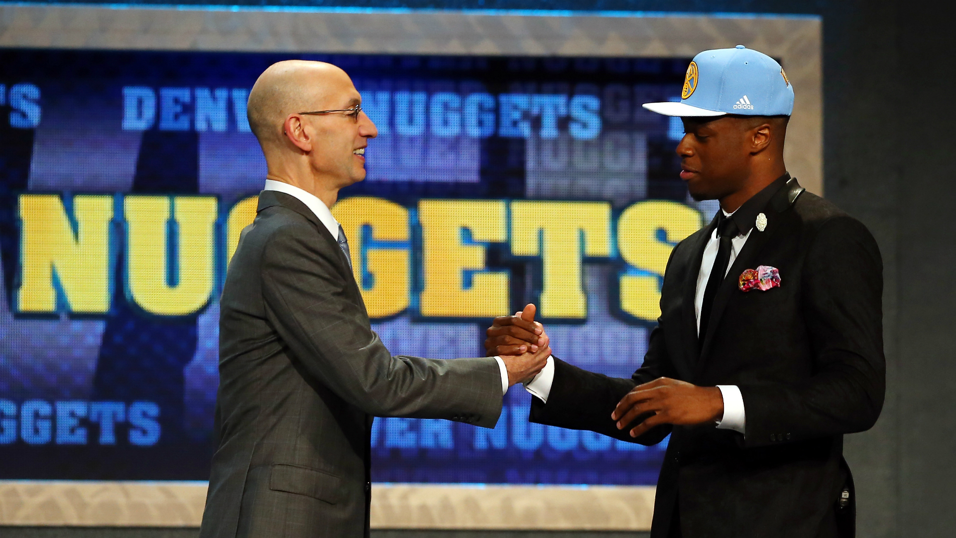 Emmanuel Mudiay could be the steal of the 2015 NBA Draft