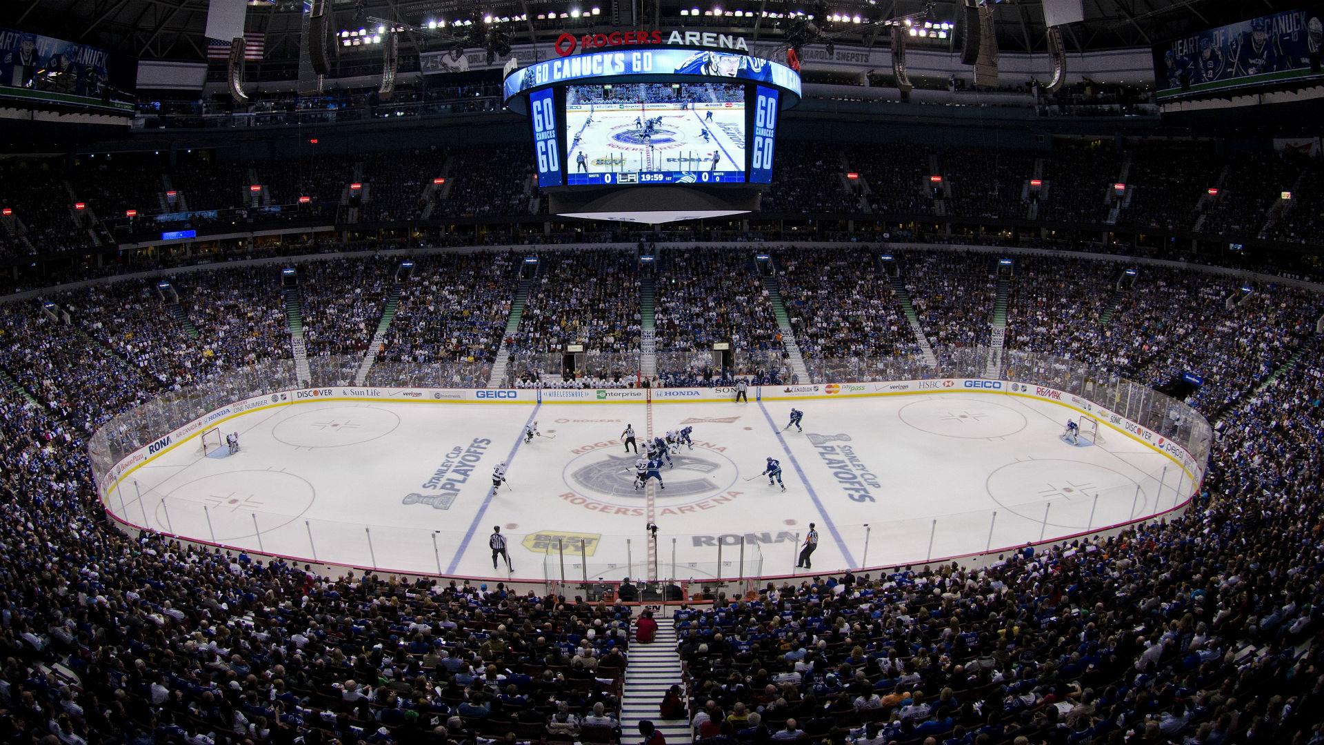 Most intimidating college hockey arenas minnesota