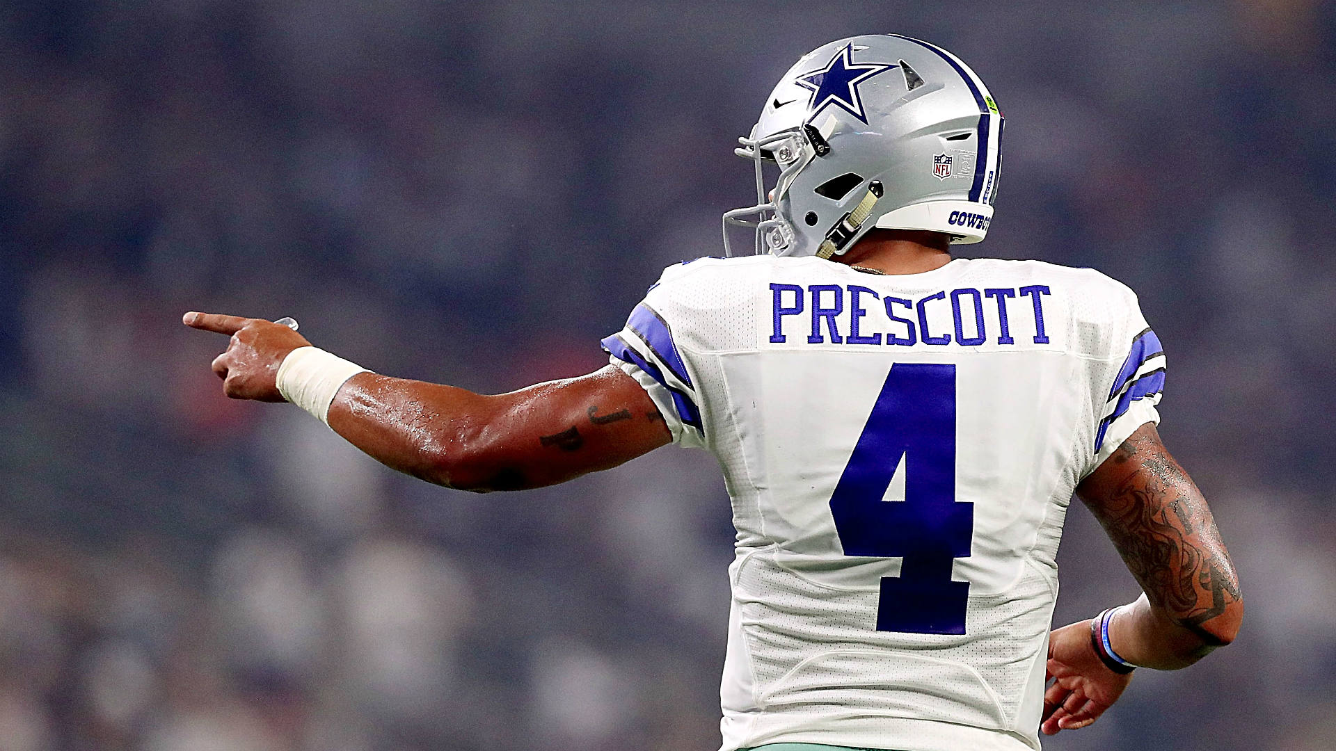 Dak prescott vs tony romo is jason garrett s call and it for The prescott