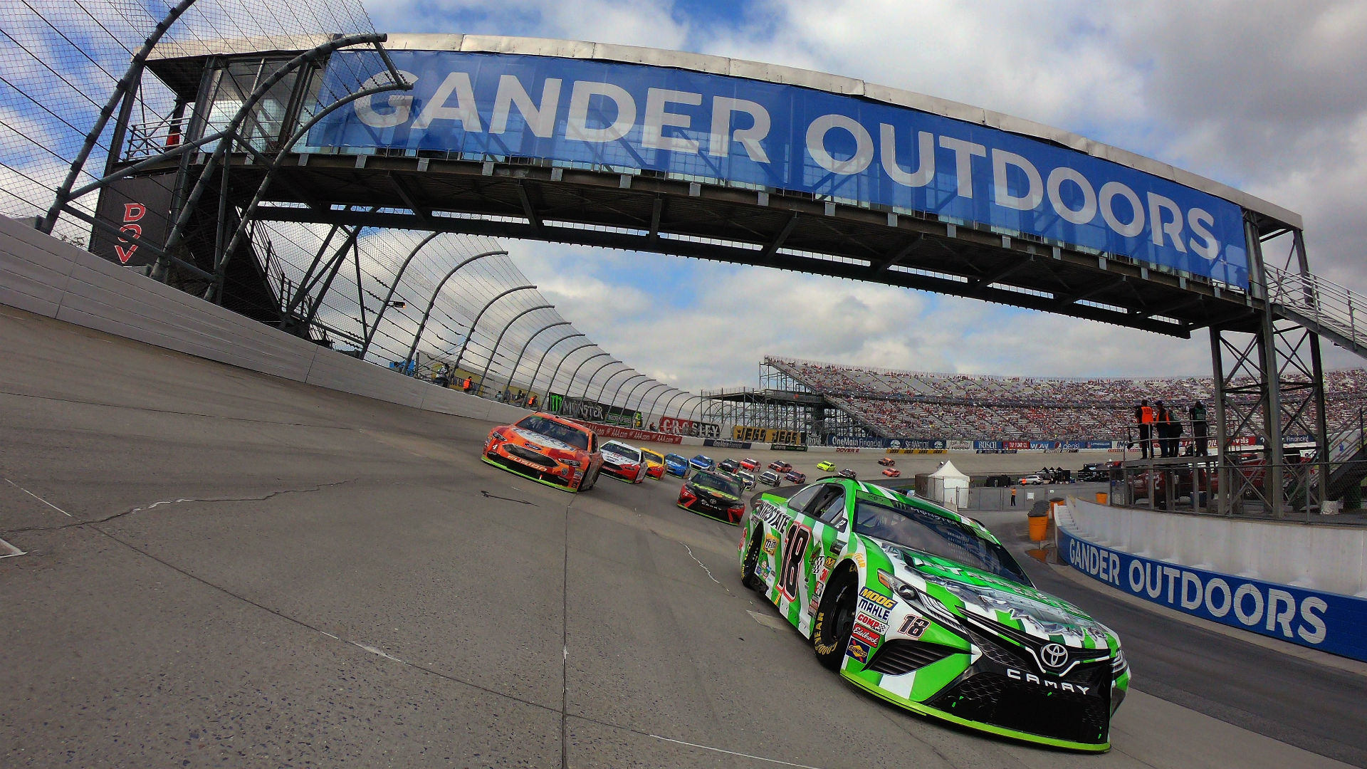 What channel is NASCAR on today? Time, TV schedule for Dover race