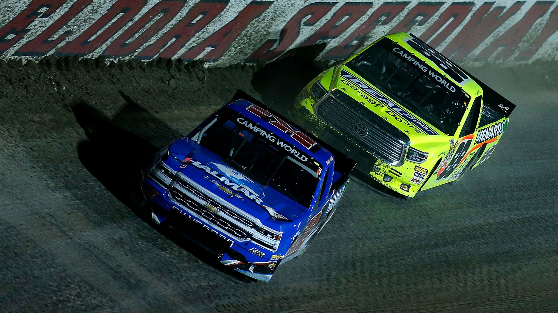 How to watch NASCAR Truck race at Eldora: TV schedule, qualifying format