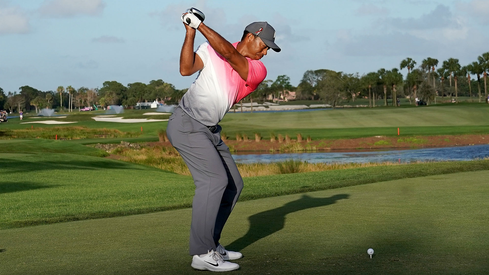 results from tiger woods u0026 39  round 3 at the honda classic