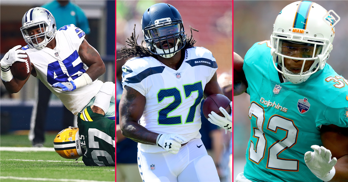 Fantasy Football Updates: Rod Smith, Eddie Lacy, Kenyan Drake among ...