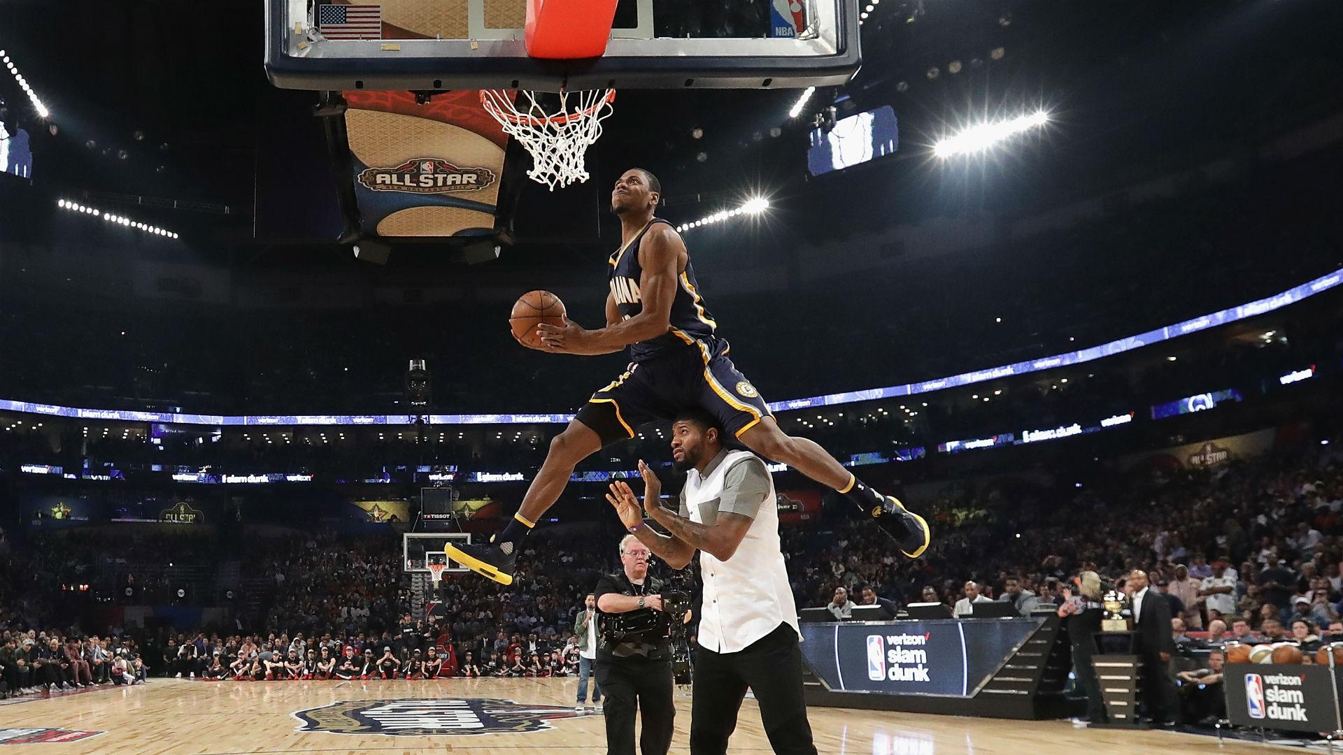 NBA All-Star Weekend 2017: Slam Dunk Contest updates, highlights, results | NBA | Sporting News