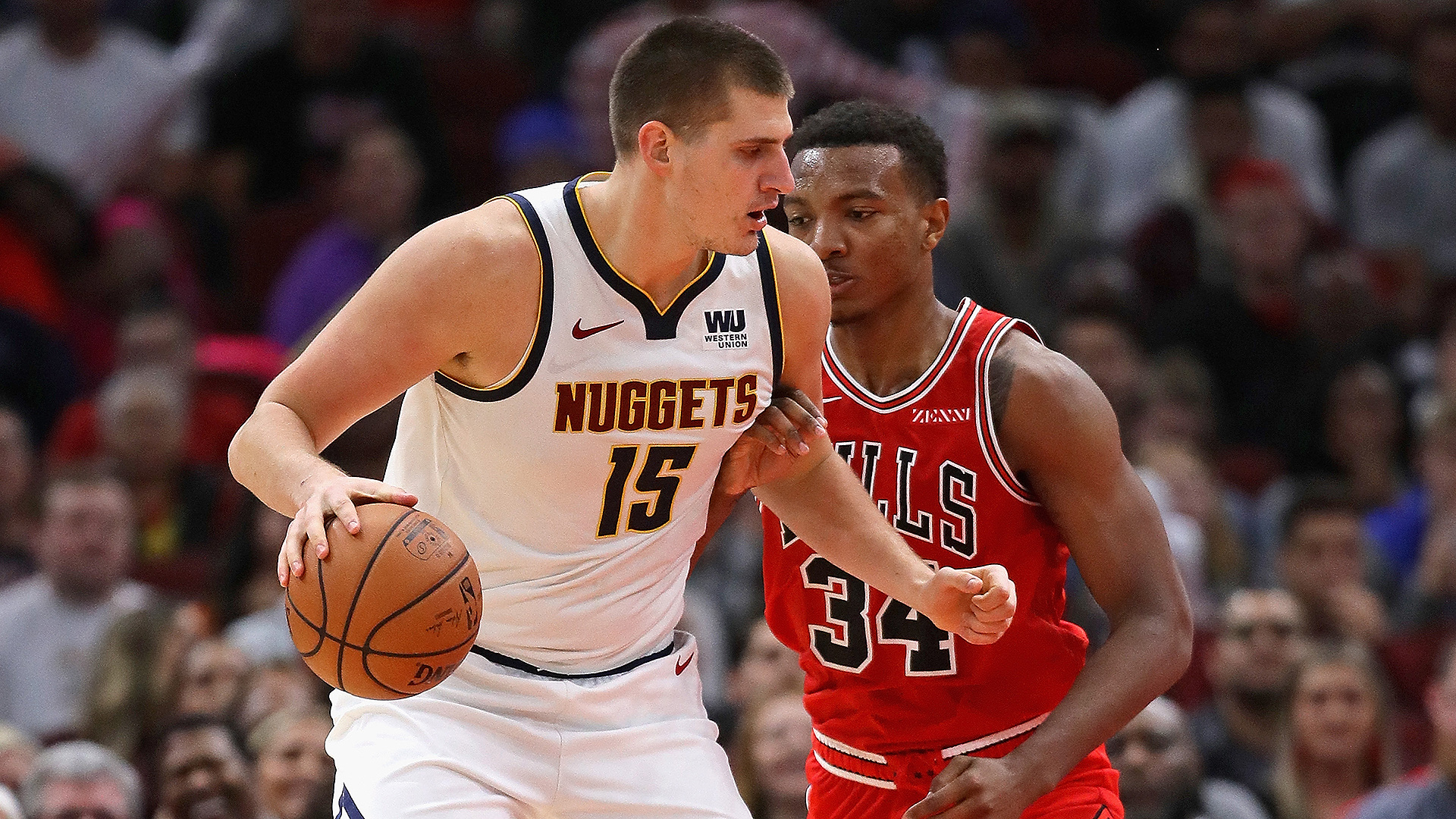 Nuggets' Nikola Jokic fined $25,000 for homophobic remark