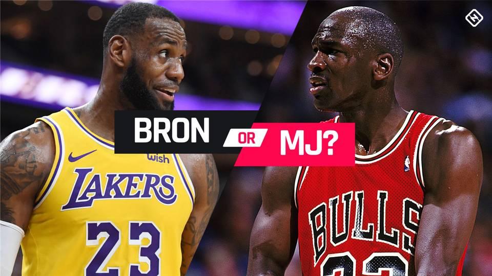 96ce3f0b0 Michael Jordan vs. LeBron James  How to properly approach GOAT ...