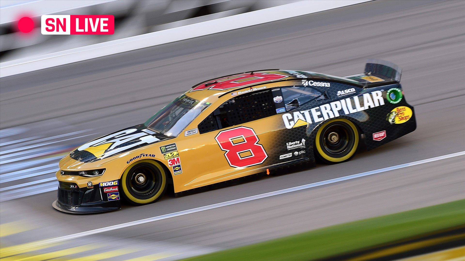 NASCAR at Kansas: Live race updates, results, highlights from Hollywood Casino 400