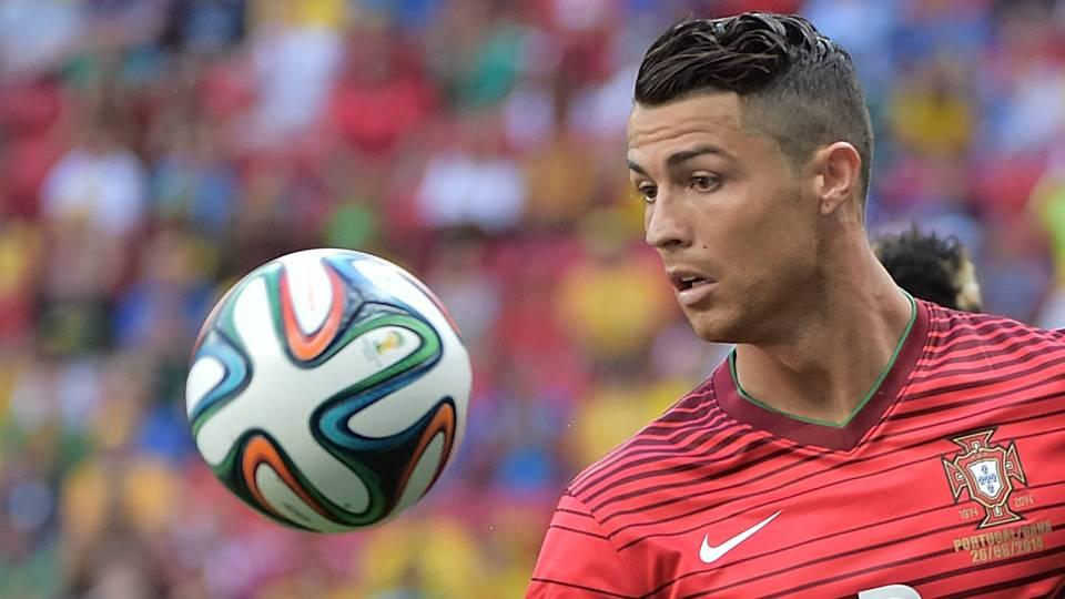 Cristiano Ronaldo 2014 World Cup FTR