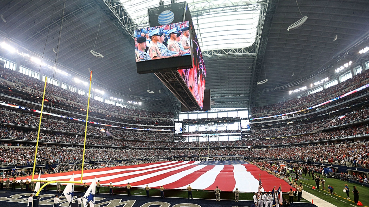Ranking All 31 NFL Stadiums