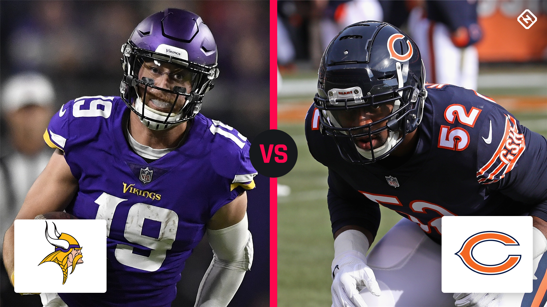 Vikings vs. Bears results: Score, live updates from Chicago's Sunday night win
