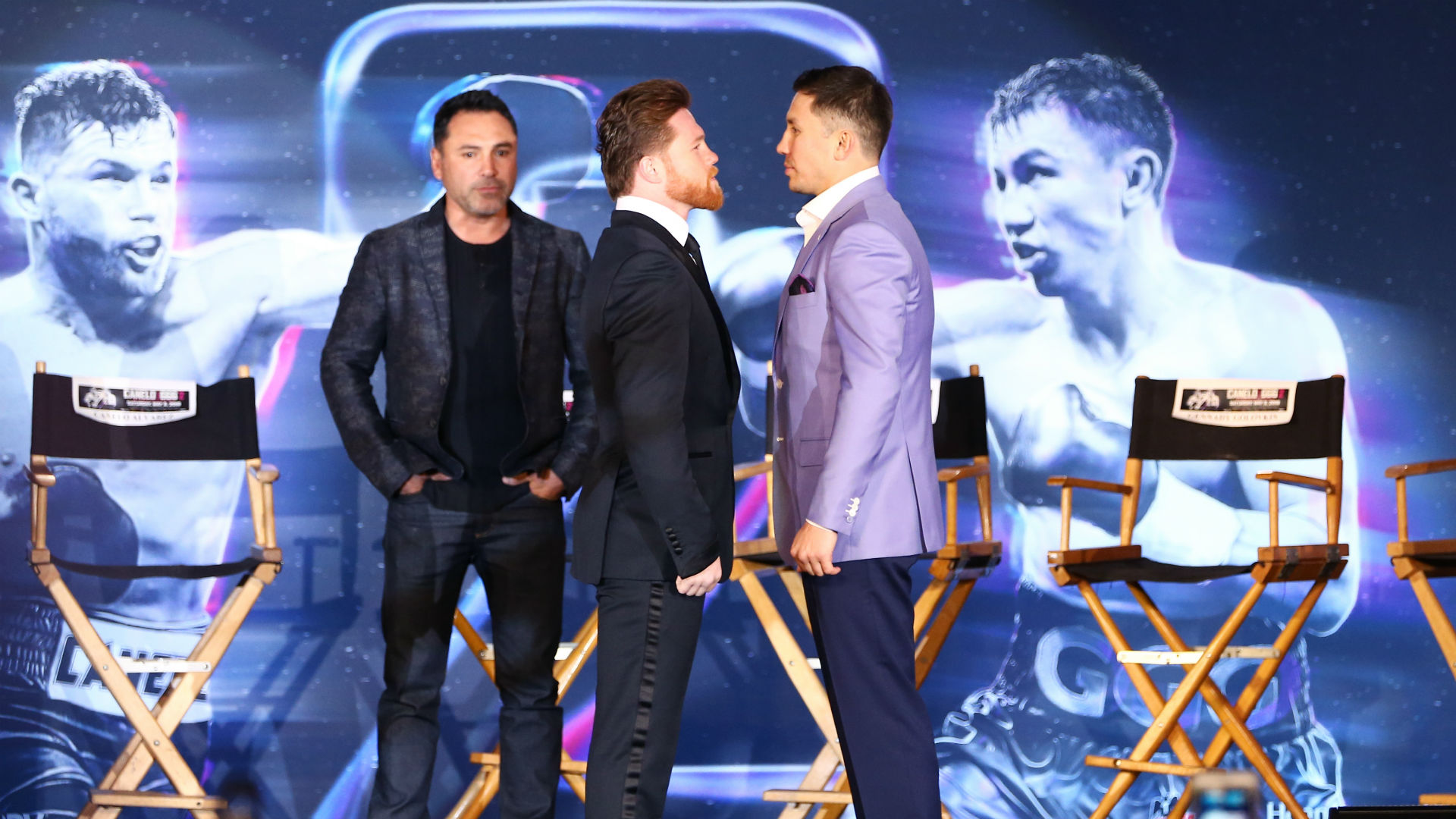 Former Golden Boy Promotion CEO rips Canelo-GGG promotion for lack of interaction