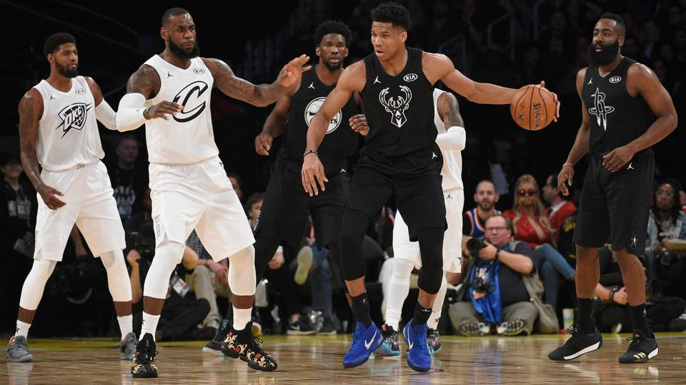 NBA All-Star Draft 2019  Date 58cc4d631