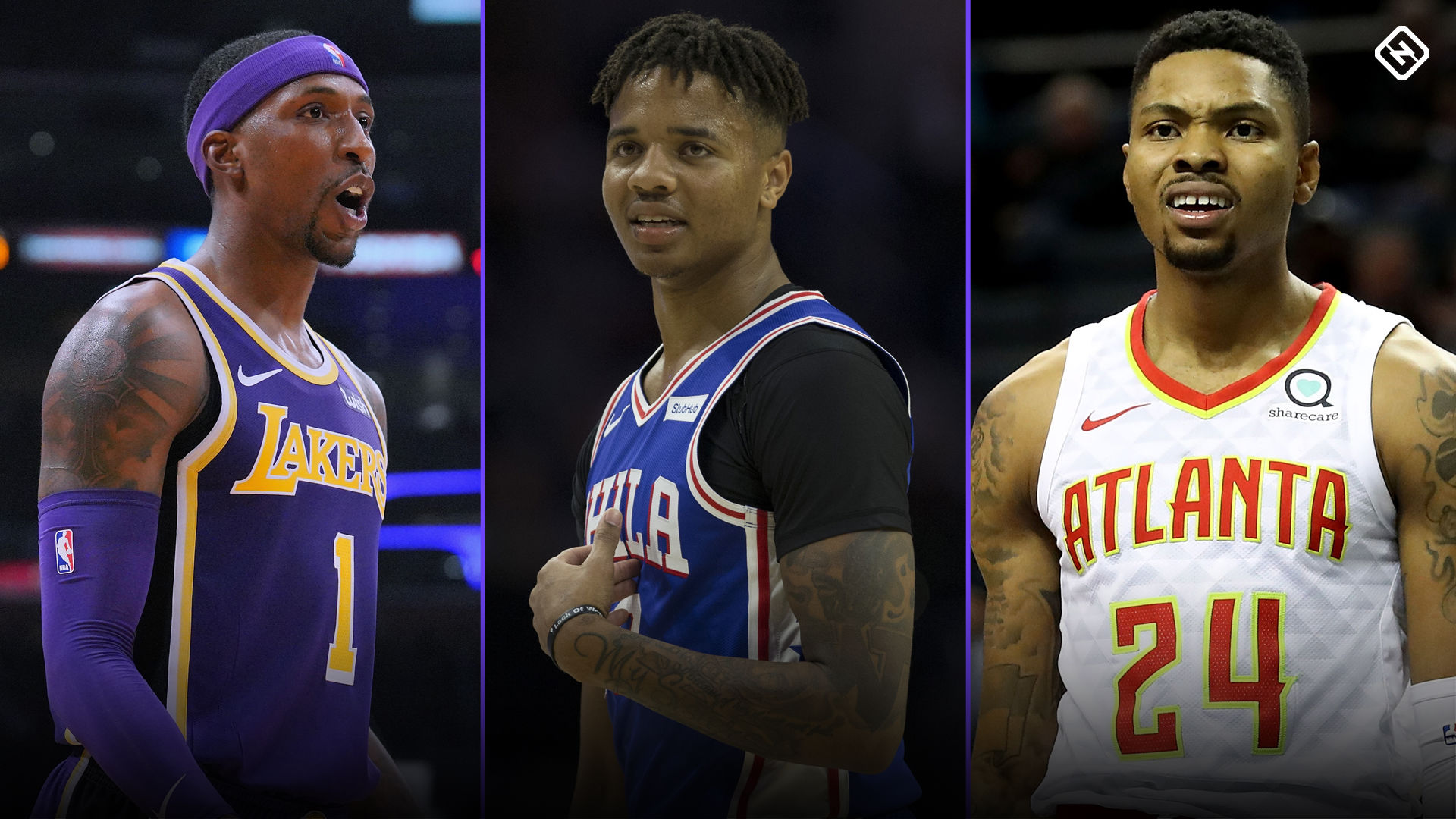 NBA trade deadline targets: 12 players who could be on the move