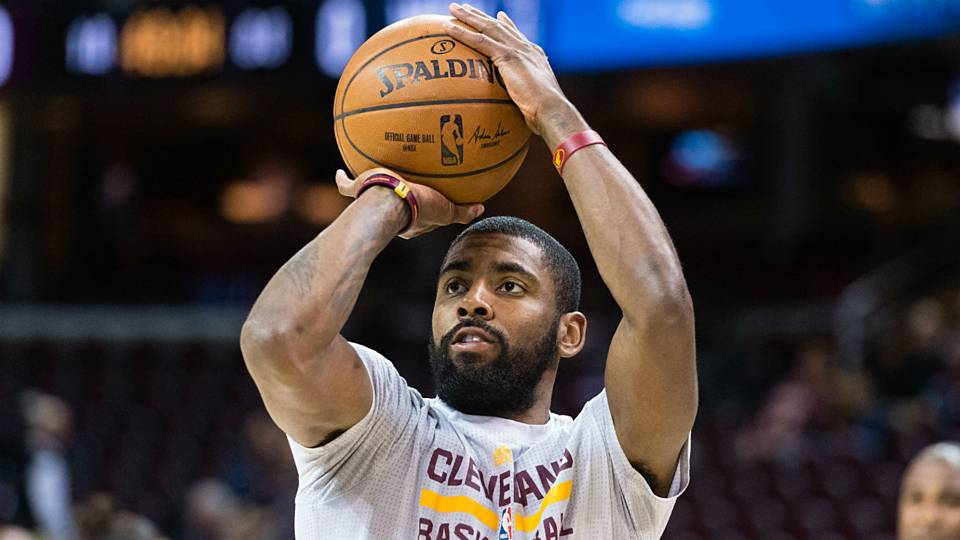 Kyrie Irving Gets Up Shots After Cavs Routed By Spurs