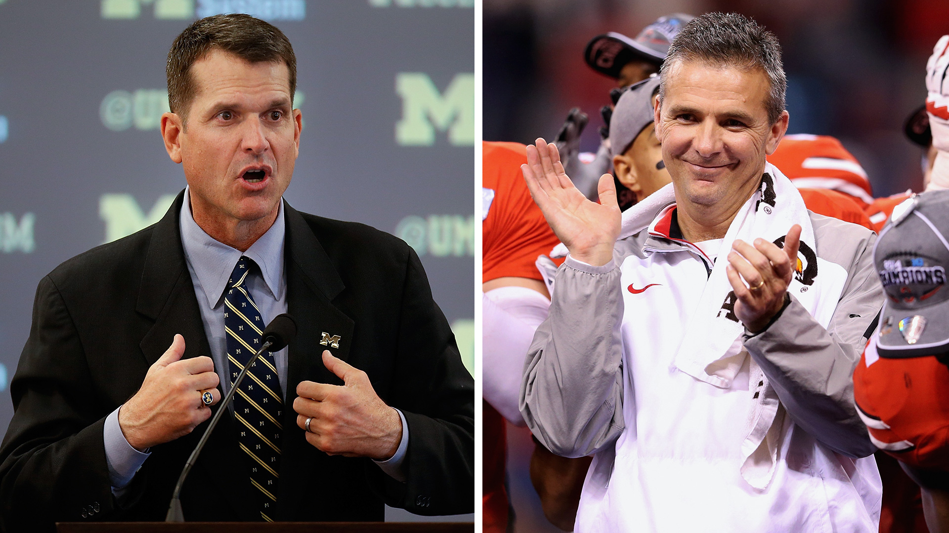Big Ten Media Days: Jim Harbaugh, Ohio State will rule two-day event