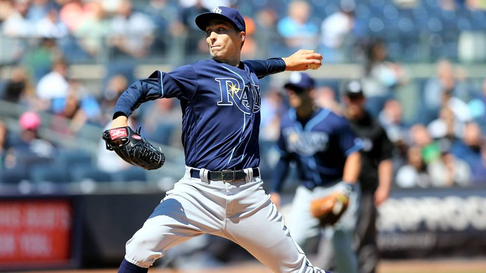 Blake Snell Scouting Report: Rays rookie shows why he's a ...