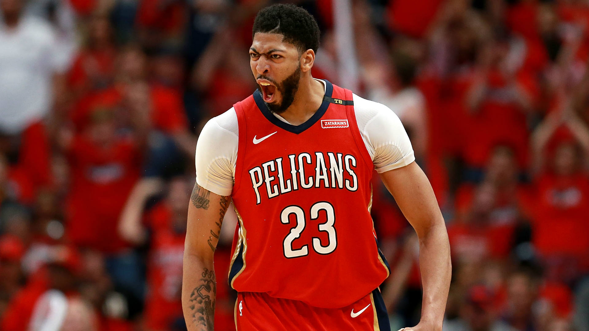 3a1ec70fd Why Pelicans star Anthony Davis will win 2018-19 NBA scoring title