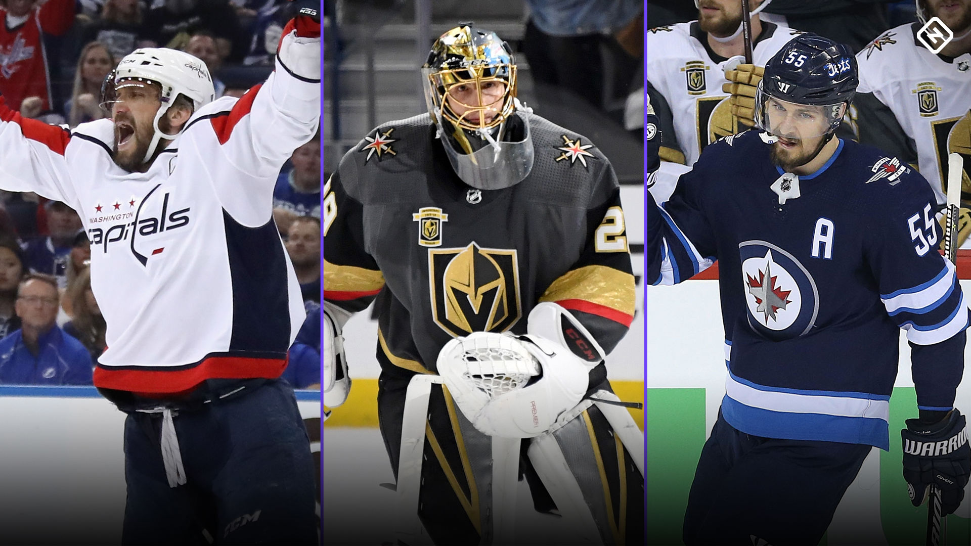 Conn Smythe power rankings: Top 10 candidates for NHL's playoff MVP so far
