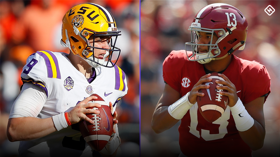 College football picks, Week 10: Alabama-LSU is your Playoff play-in game