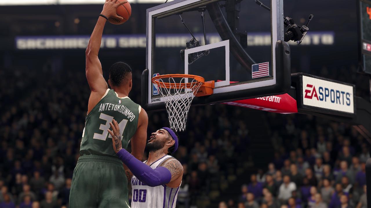 NBA Live 18 Giannis Antetokounmpo