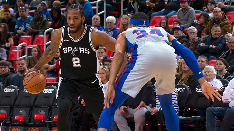 3e938f1e2 NBA trade rumors  Lakers will chase Kawhi Leonard deal this summer ...