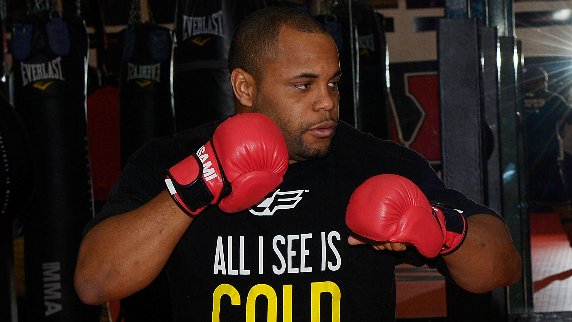 UFC 226: Daniel Cormier reflects on early MMA fights — 'He gave me a coffee and I went and fought'