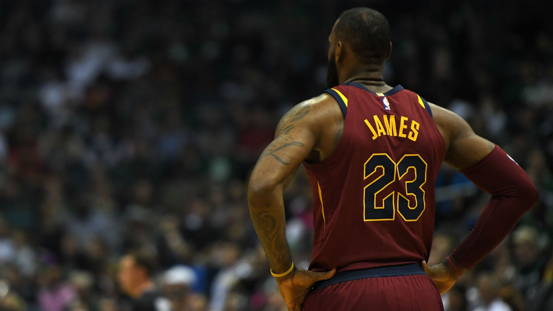 LeBron James Dishes 13 Assists As Point Guard In Win Over Bulls