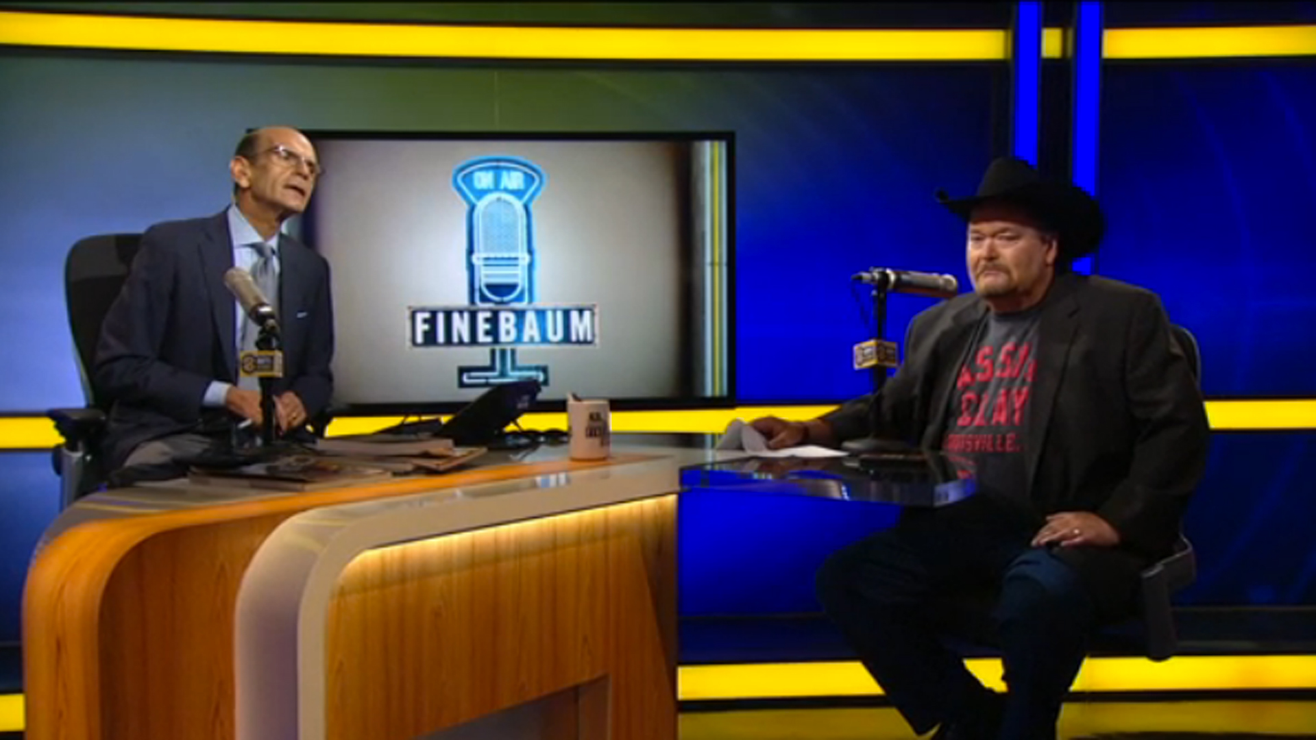 Jim Ross provides call of 'Kick Six' play for Paul Finebaum