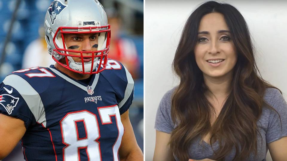 Espn S Sarina Morales Sings An Ode To Her Rob Gronkowski