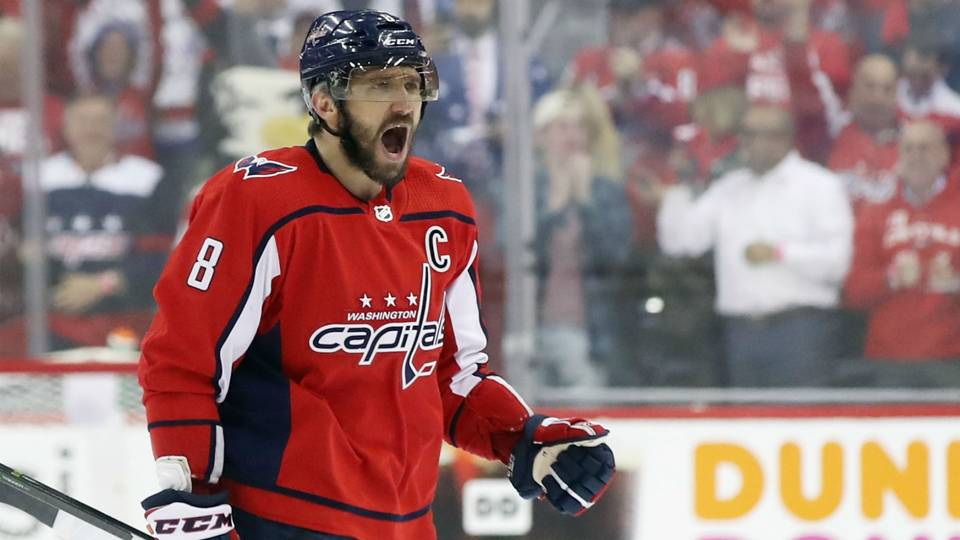 NHL playoffs 2018  Tired Alex Ovechkin narratives can be laid to rest with  Capitals in East finals 3622530cee1
