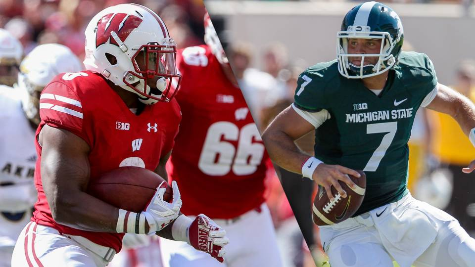Wisconsin At Michigan State Tv Schedule Matchup Keys To Victory