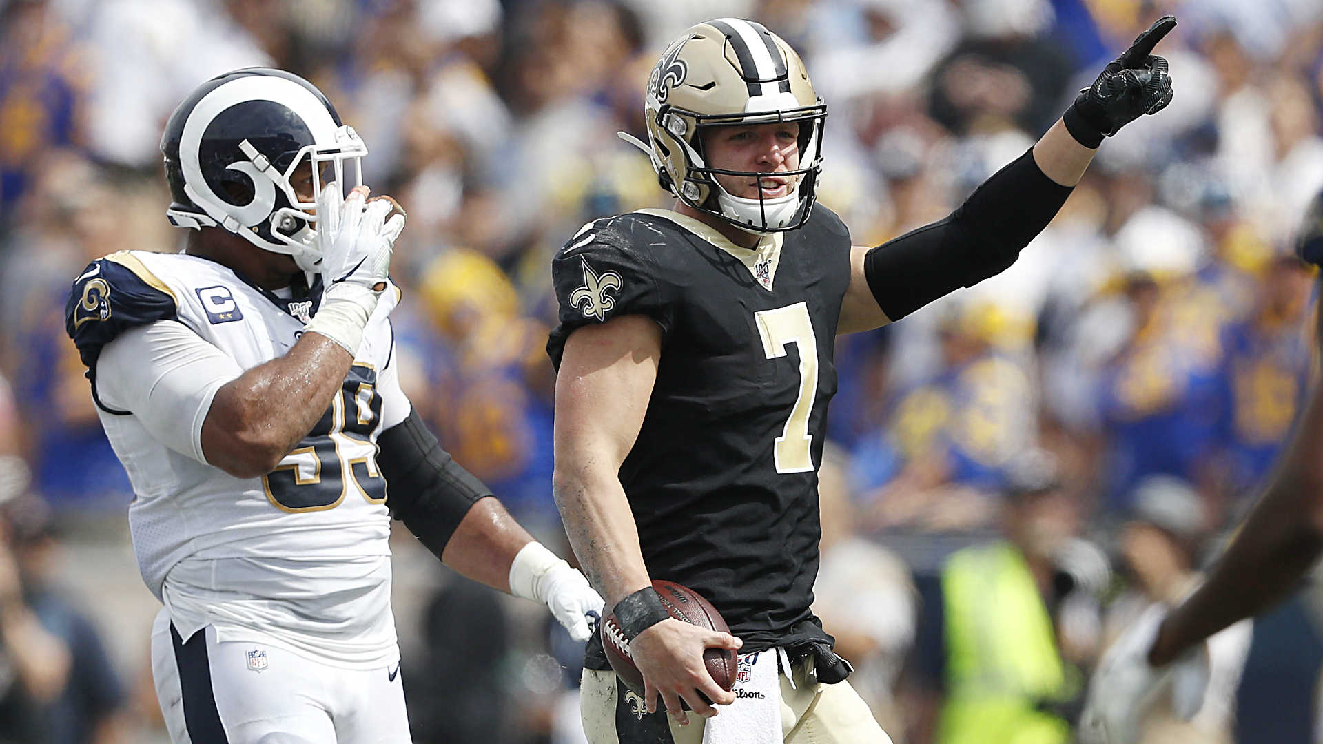 For Saints to survive Drew Brees injury, they need to adapt — and turn to Taysom Hill