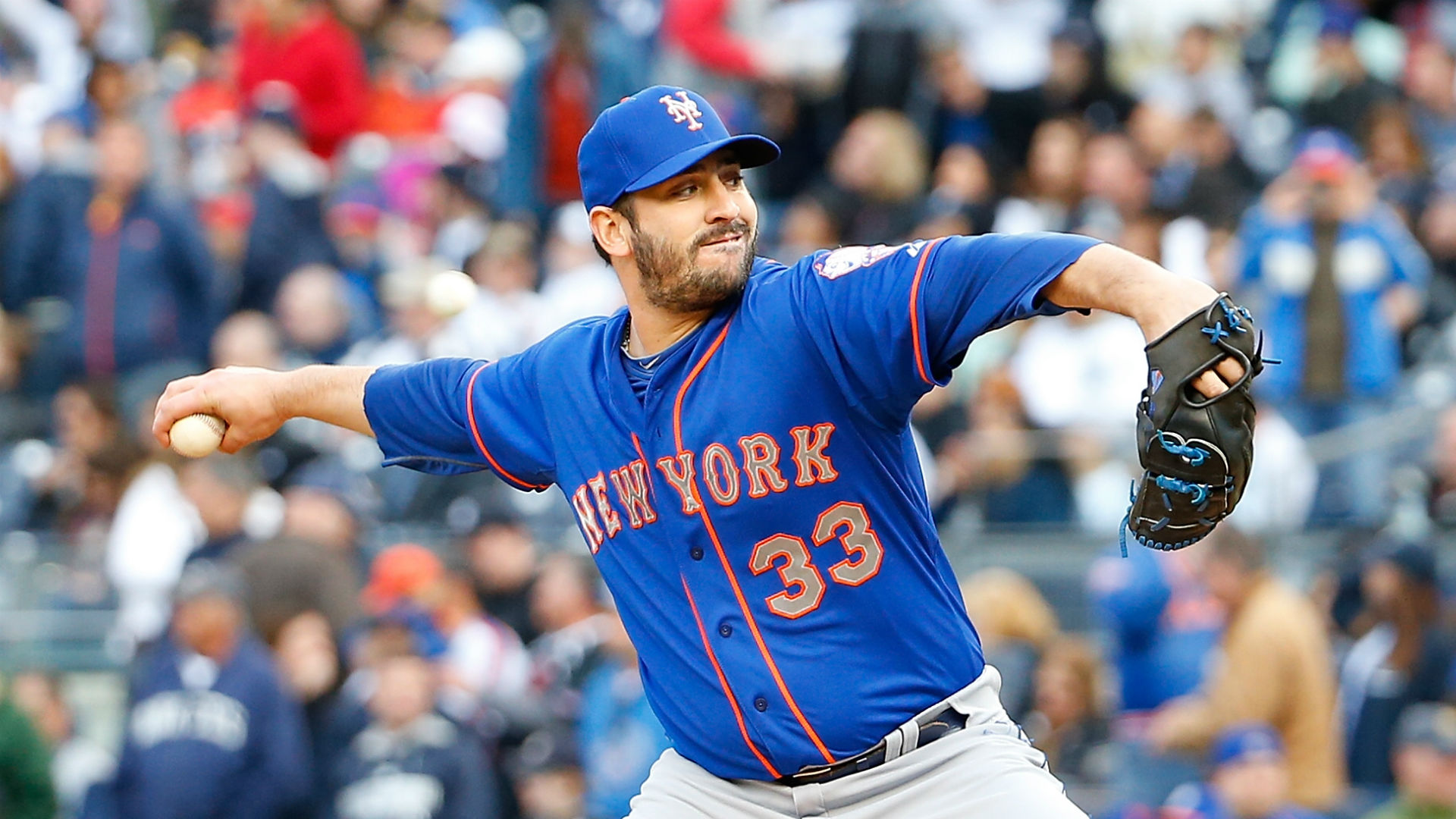 MLB Nightly 9: Matt Harvey, Mets take down Yankees
