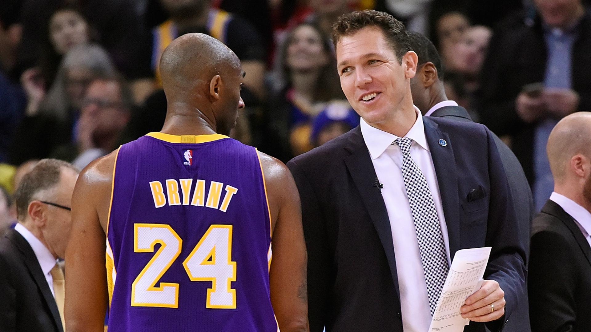 Lakers hire Luke Walton as next head coach
