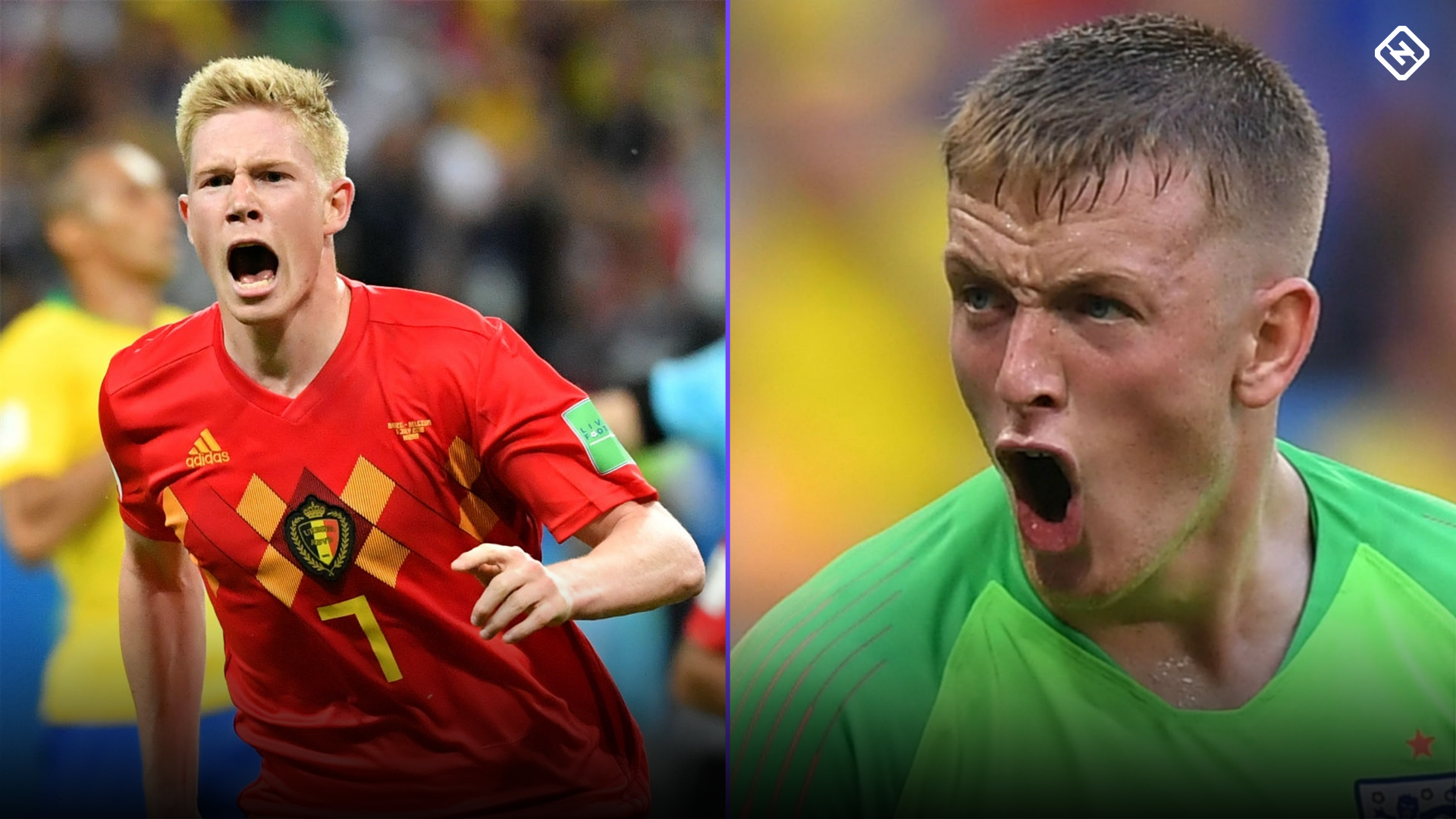 Belgium vs. England live: Highlights from World Cup third place playoff