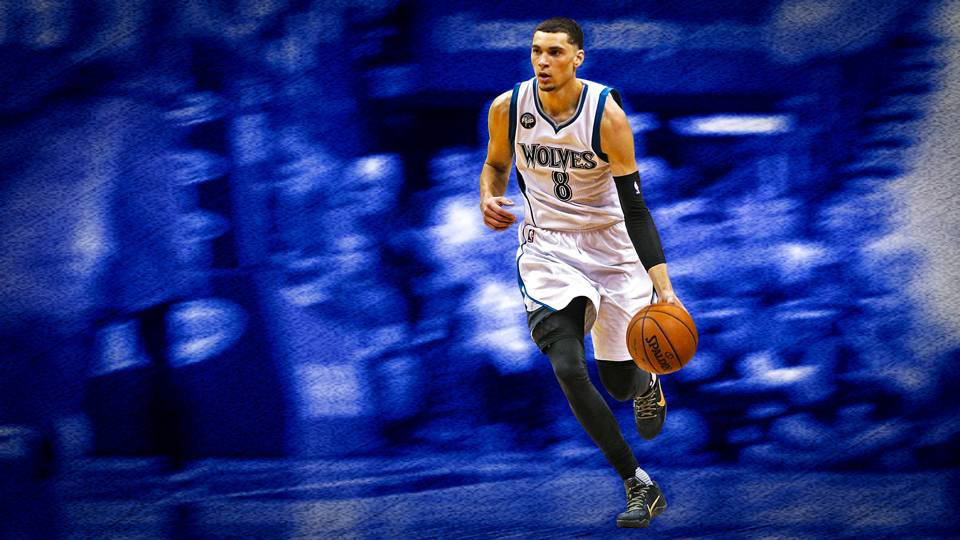 4cd69270c Zach LaVine may be the real key to unlocking Timberwolves  ridiculous  potential · NBA