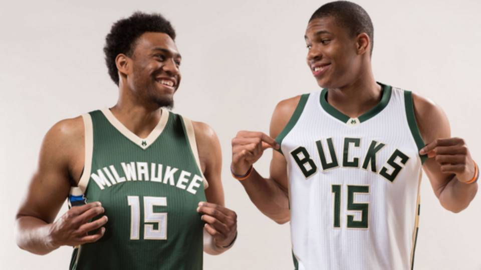 Bucks reveal uniforms featuring new logos  c22b2fbd7