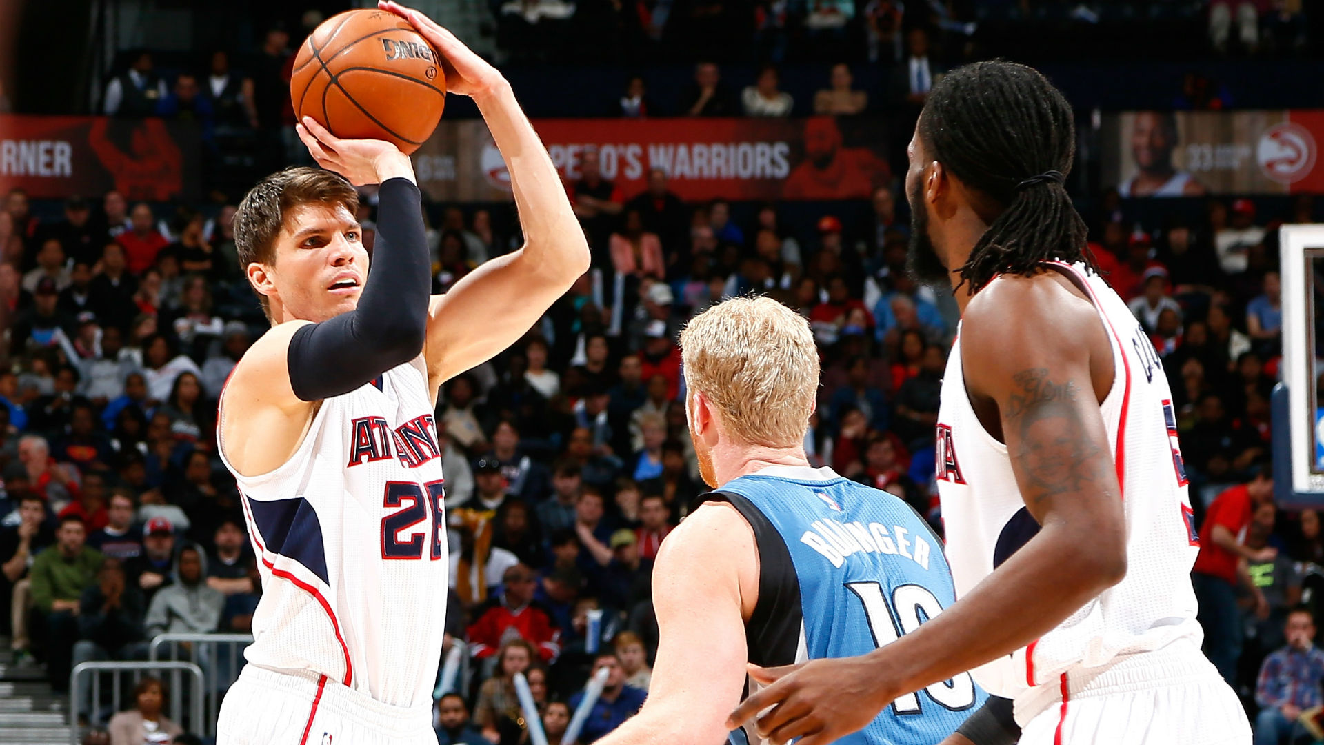 Three-Point Contest odds and pick - Hawks' Korver worthy of favorite status