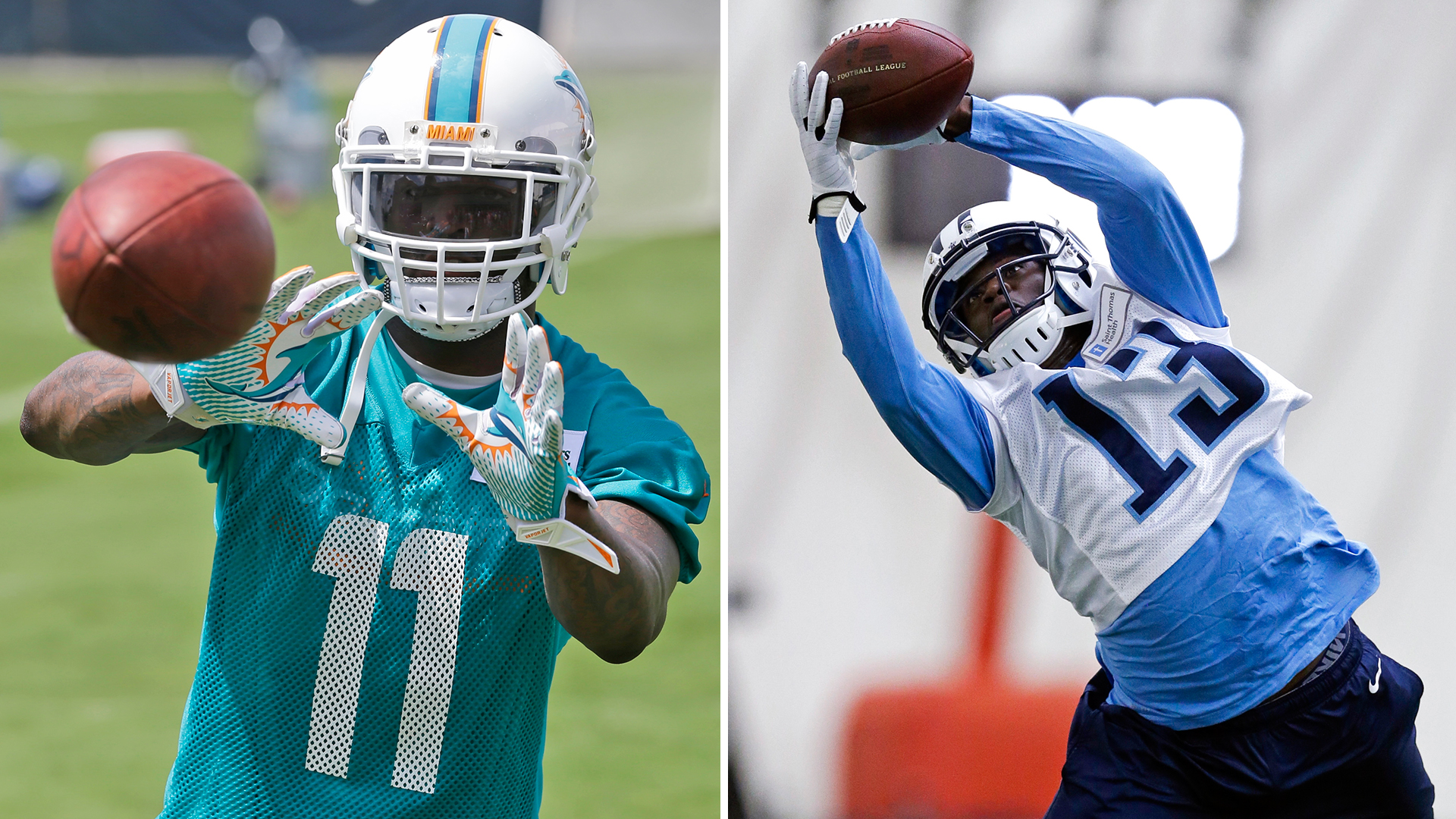 The Decider: Mike Wallace vs. Kendall Wright