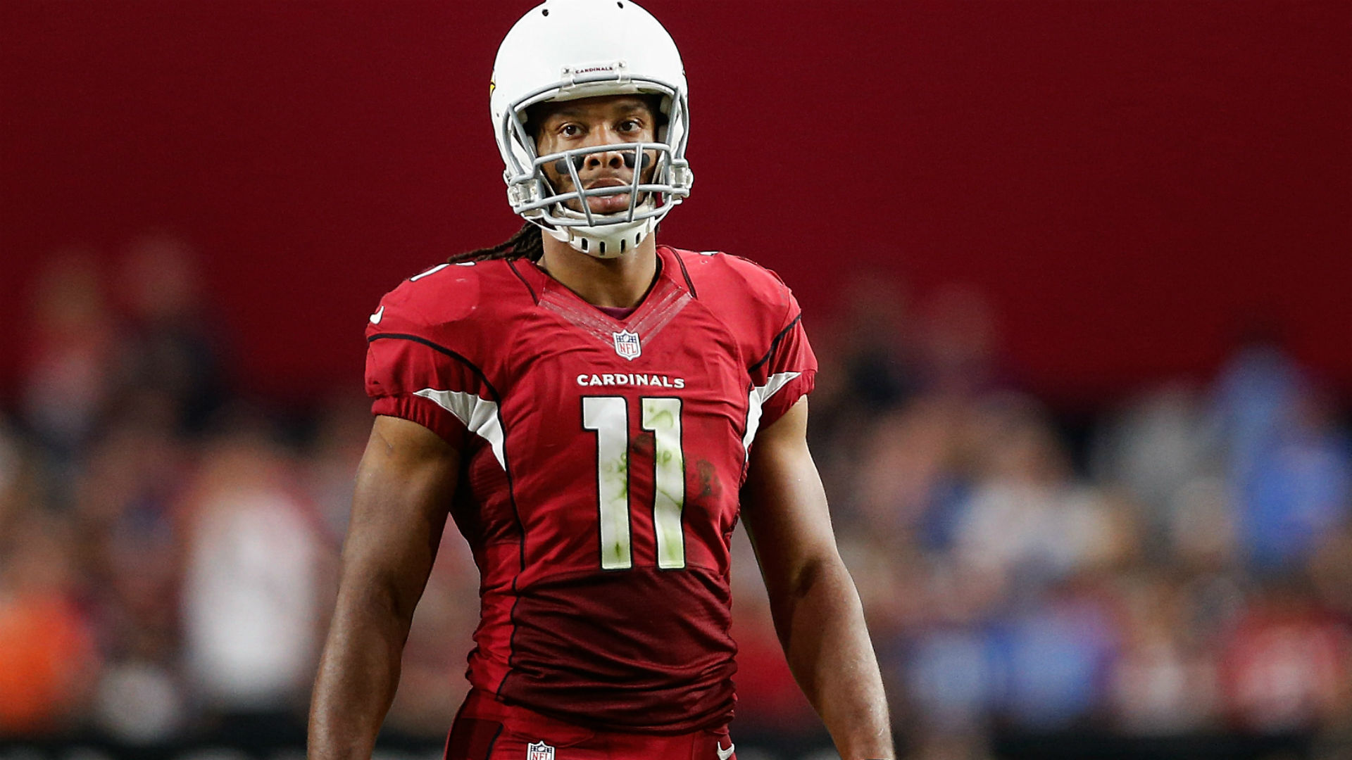 Report Larry Fitzgerald doesn t expect to finish career with