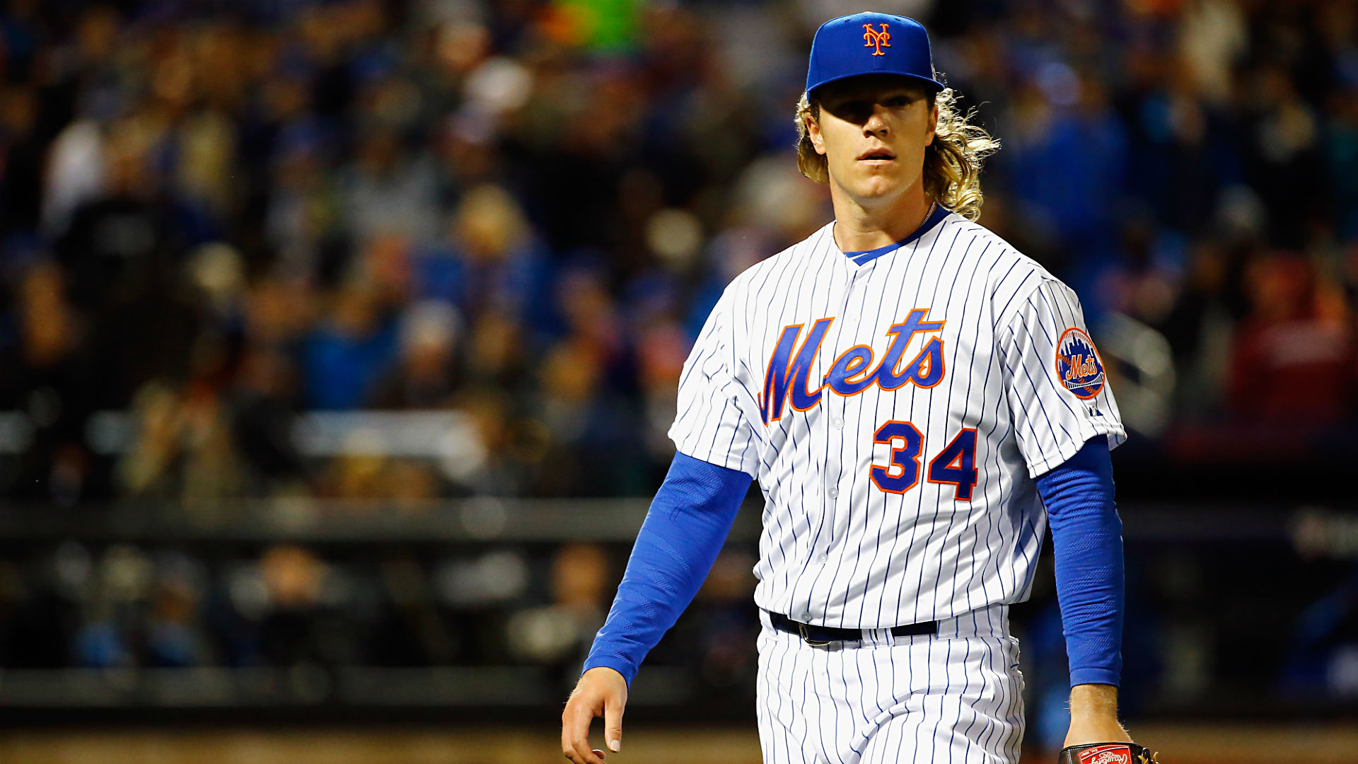 how tall is noah syndergaard