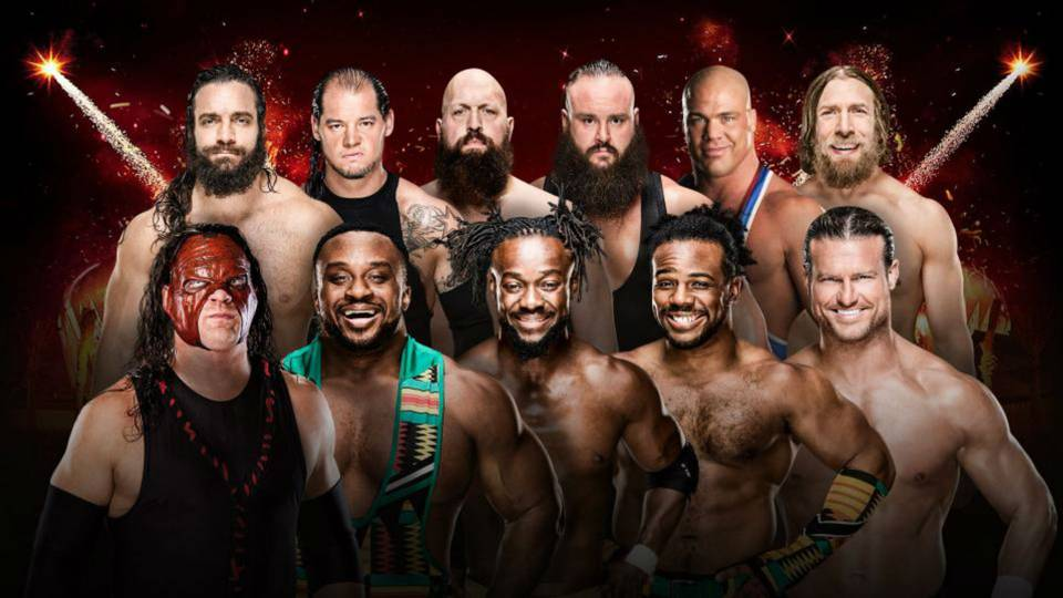 WWE Greatest Royal Rumble 2018 Date, Start Time, Matches