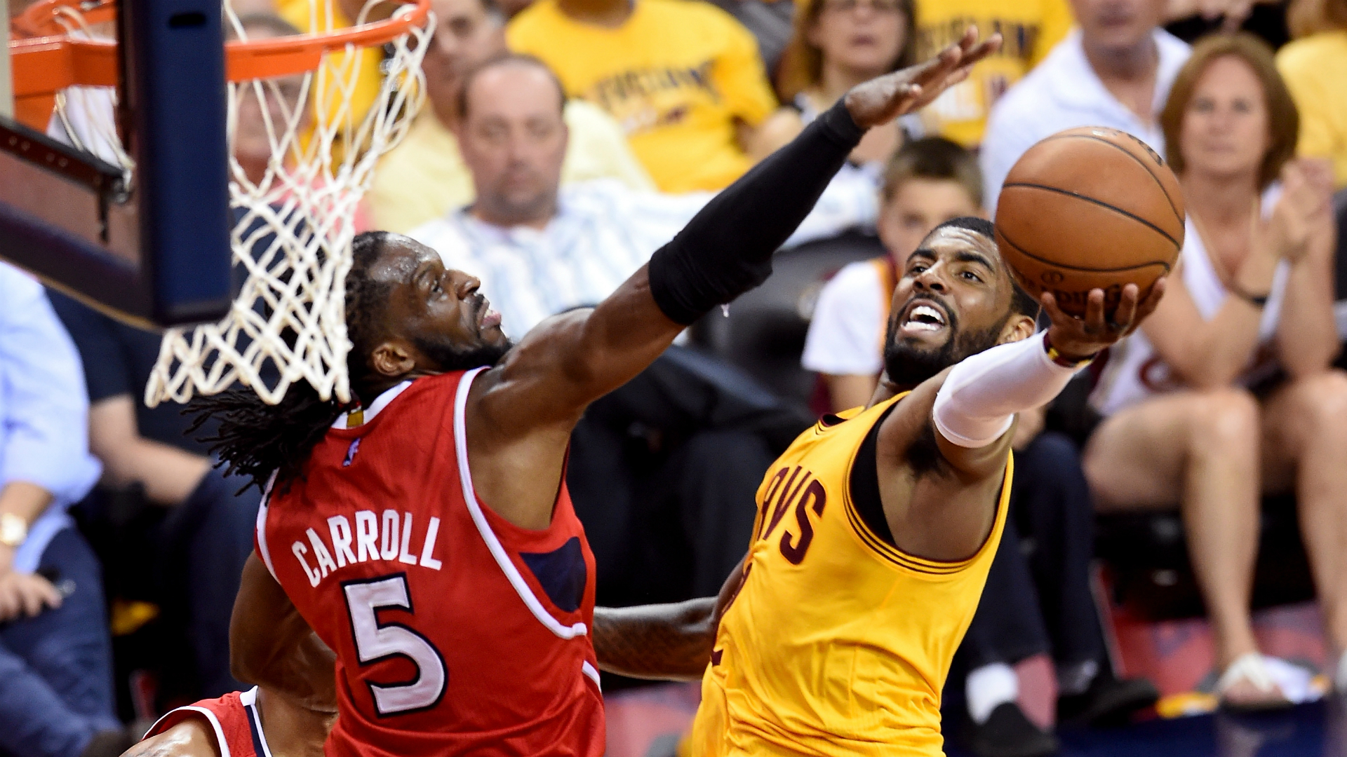 Kyrie Irving survives awful years and injury to help Cavaliers to Finals