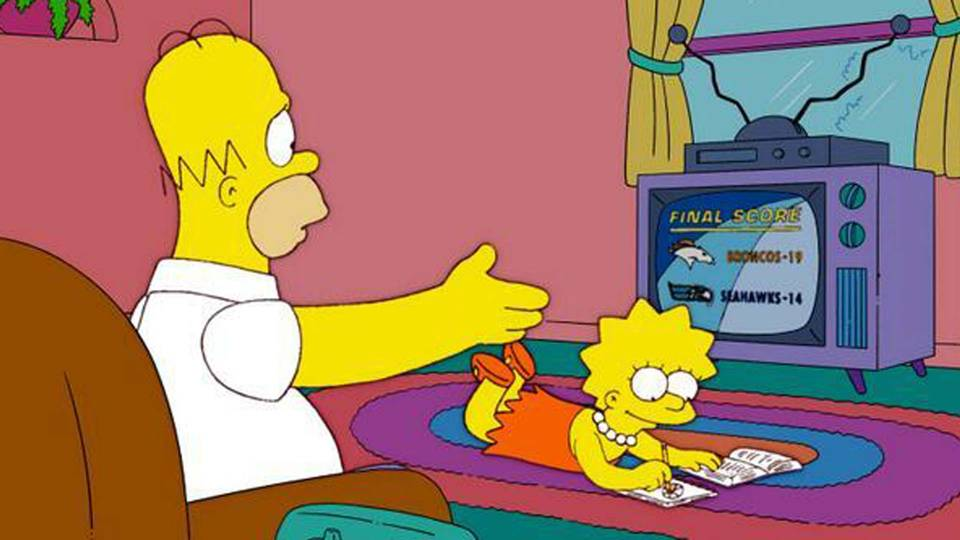 the simpsons predicted super bowl xlviii in 2005 nfl sporting news