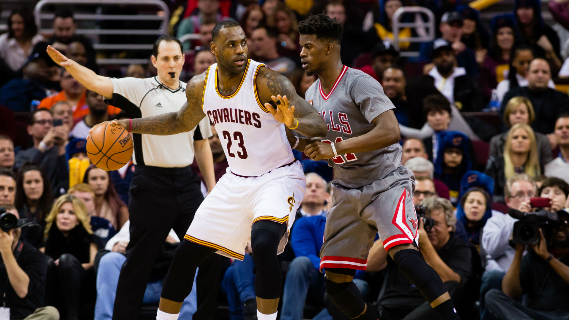 Cleveland Cavaliers players warn Jimmy Butler to avoid organization