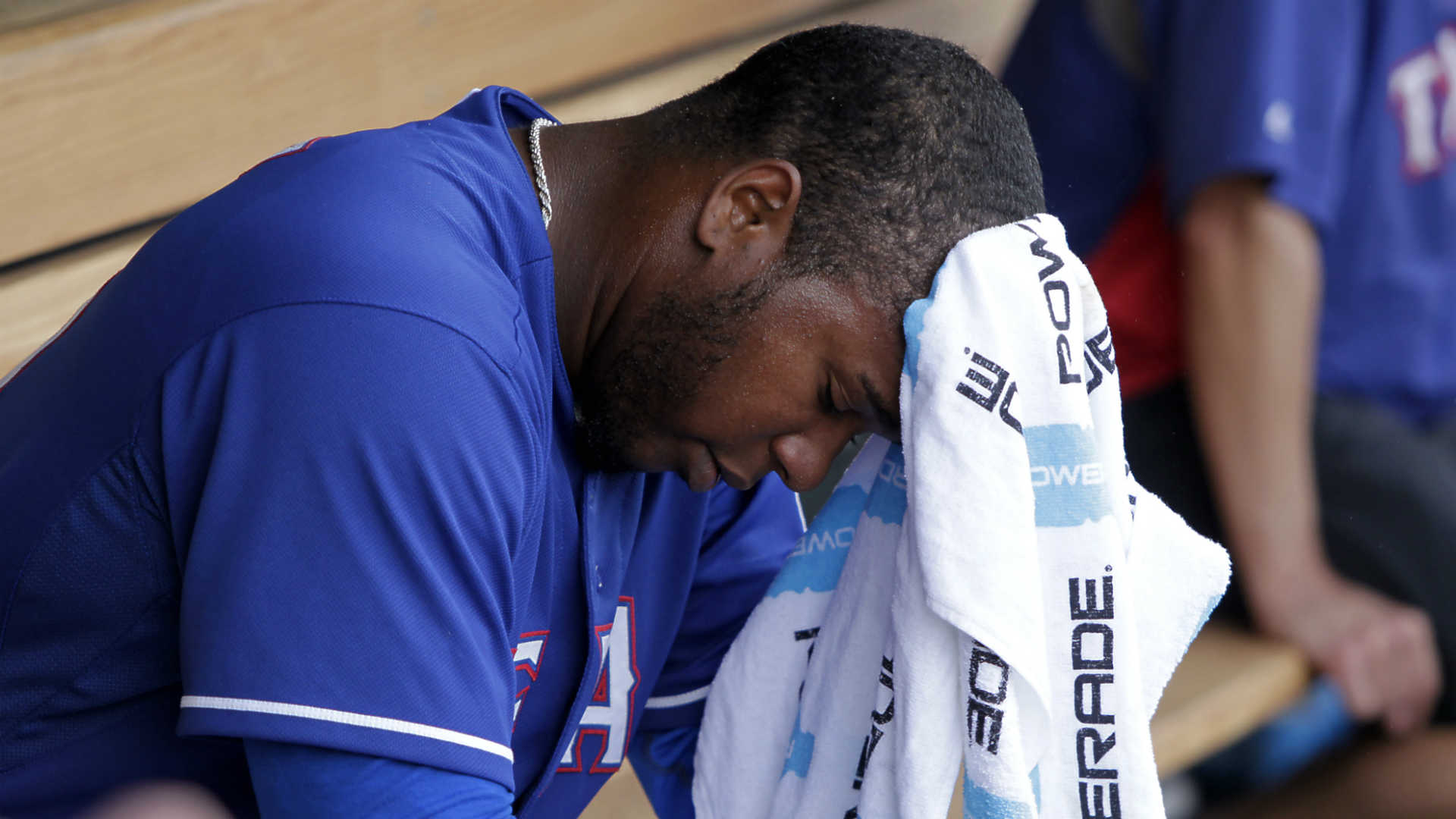 Closer Watch: Nothing certain in ninth inning for Rangers
