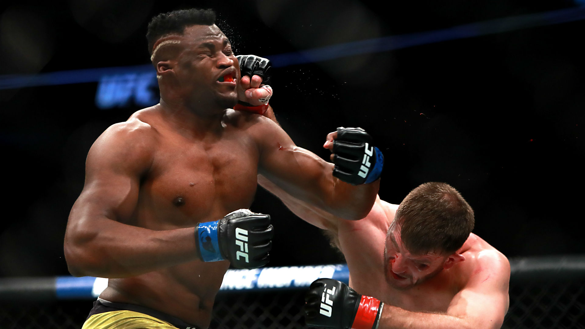 Francis Ngannou Says He Learn From His Defeat at UFC 220