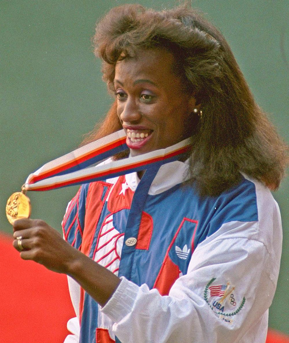 1988 - Jackie Joyner-Kersee, Olympics