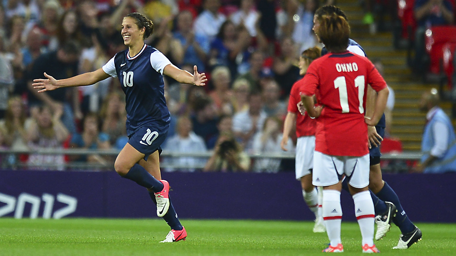 Women's World Cup Final, USA vs. Japan: Time, TV channel, online streaming and award watch