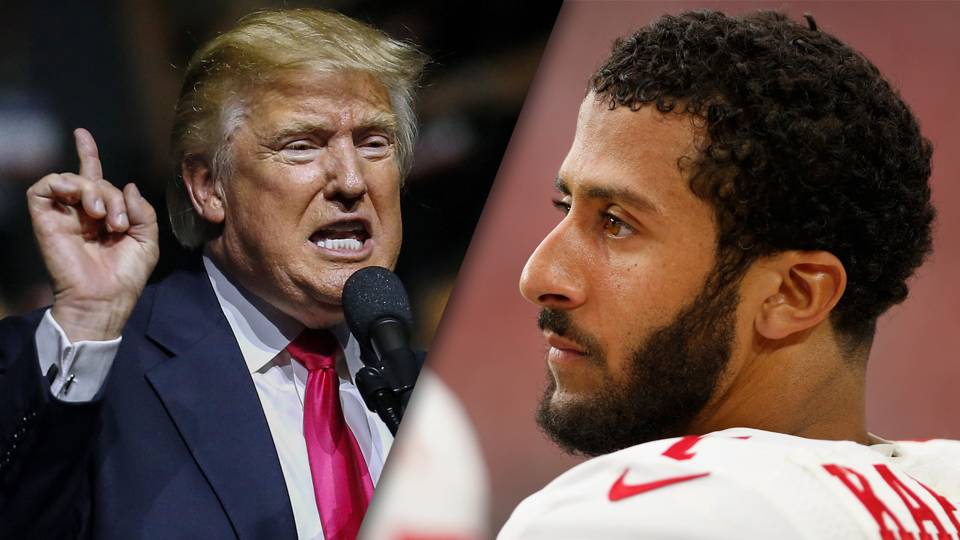 ed300fd00 Is Donald Trump right about Colin Kaepernick and NFL TV ratings ...